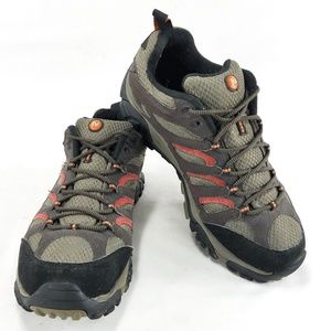 Merrell Moab Goretex Continuum Vibram Mens Shoes